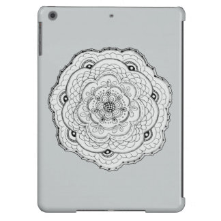 Any Color Background Colorful Music Heart iPad Air Case