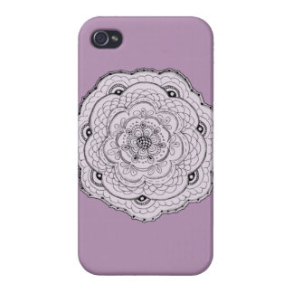 Any Color Background Colorful Music Heart iPhone 4/4S Cases