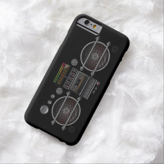 Any Color Ghetto Blaster Barely There iPhone 6 Case