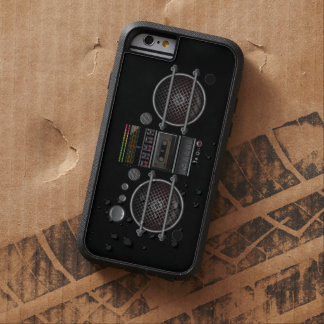 Any Color Ghetto Blaster Tough Xtreme iPhone 6 Case