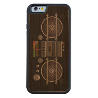 Any Color Ghetto Blaster Cherry iPhone 6 Bumper