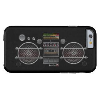 Any Color Ghetto Blaster Tough iPhone 6 Case