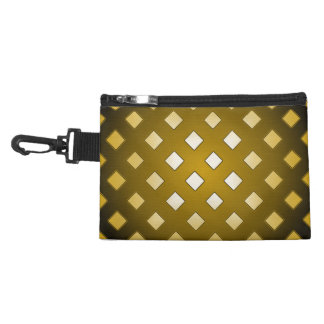Any Color Mix and Match Diamond Lattice Abstract Accessory Bags