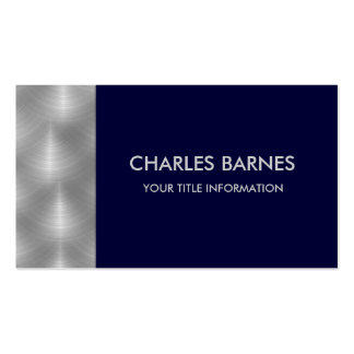 Any Color Steel Business Card