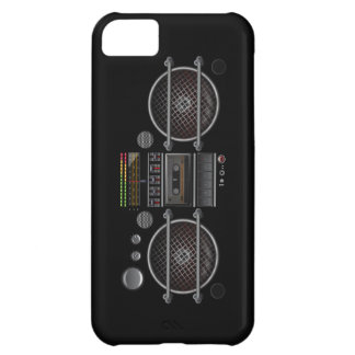 Any Color Vintage Ghetto Blaster iPhone 5C Case