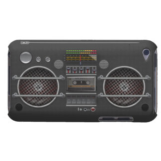 Any Color Vintage Ghetto Blaster iPod 4 Case iPod Touch Cover