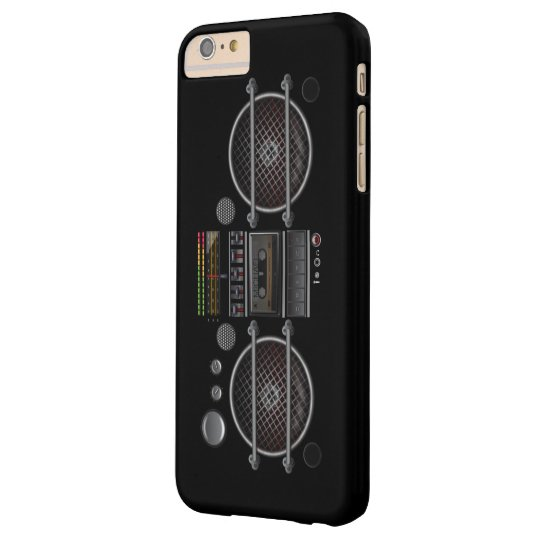 Any Colour Ghetto Blaster Barely There iPhone 6 Plus Case