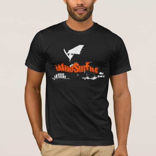 Any colour windsurfing tshirt for windsurfing