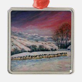 Any Dale in Yorkshire Christmas Ornament