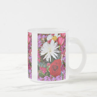 Any Occasion,Love Is.._ Frosted Glass Mug