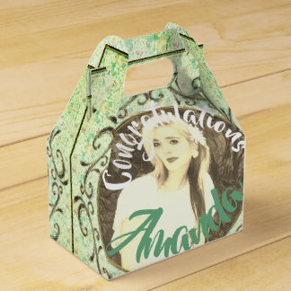 Any Occasion Party Favor Photo Gift Box