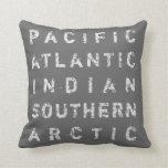 Any Ocean Beach Style Pillow