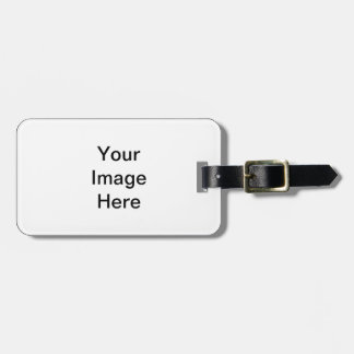 Any photo here luggage tag