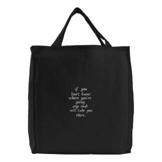 Any Road-embroidered bag Bags