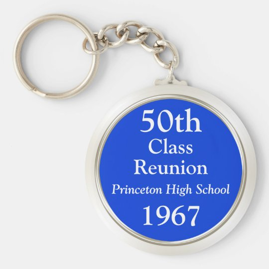 Any Year and Colours Cheap Class Reunion Gift