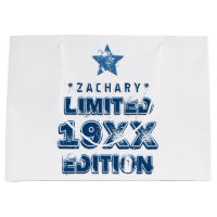 Any Year Limited Edition Gift Bag