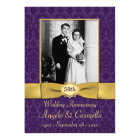 Any Year Wedding Anniversary Invite