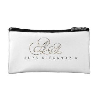 Anya Alexandria Small Cosmetic Bag