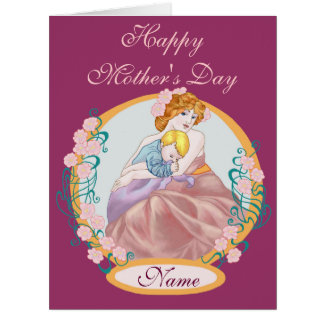 Anya, My Mother Greeting Card