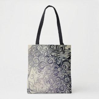 Anyah Noir Tote Bag