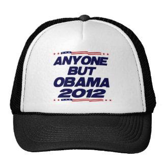 Anyone But Obama 2012 Cap