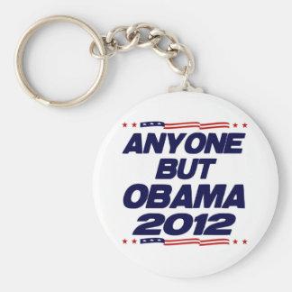 Anyone But Obama 2012 Key Chain