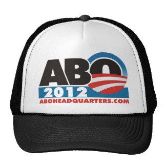ANYONE BUT OBAMA TRUCKER HATS