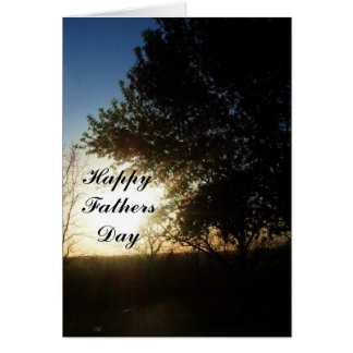 ANYONE FATHERS DAY card
