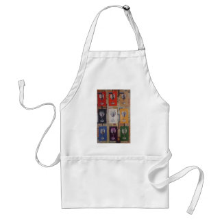 anyone for a glass standard apron