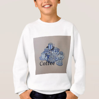 Anyone for coffee sweatshirt