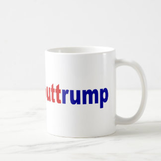 #anyonebuttrump coffee mug