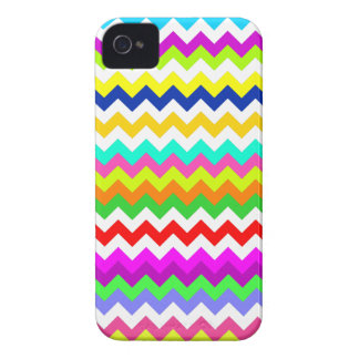 Anything But Gray Chevron iPhone 4 Case-Mate Cases