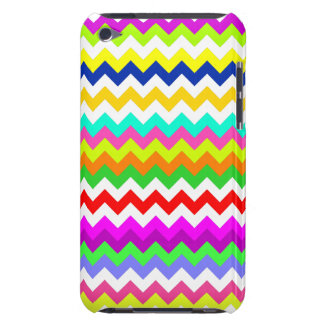 Anything But Gray Chevron iPod Touch Case-Mate Case