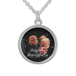 Anytime Beautifully Sterling Silver Necklace