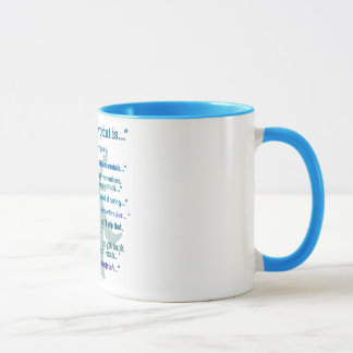 Anyway my point is... and other Larryisms Mug