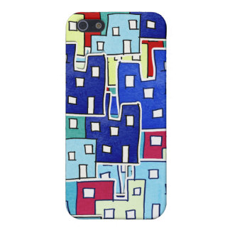 Anywhere in the Neighborhood Cell Phone Case iPhone 5 Case