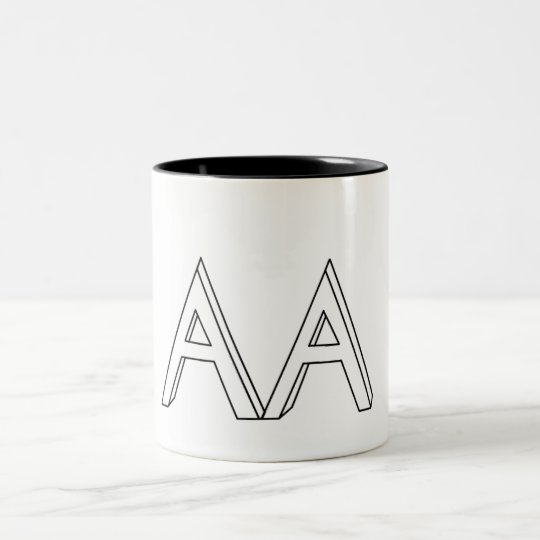 anzeadamlje Two-Tone coffee mug