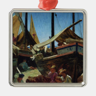 Anzio, The Port Christmas Ornament