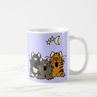 AO- Singing Glee Cats Mug