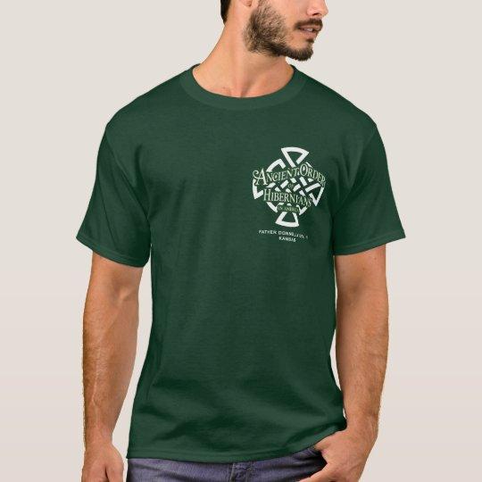 AOH Kansas 2 Sided T-Shirt