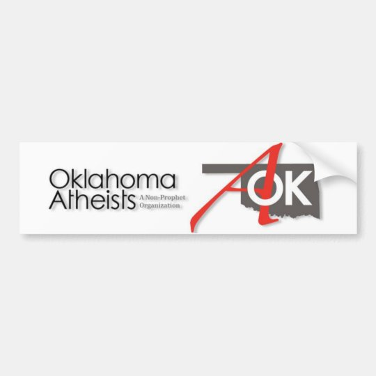 AOK Bumper Sticker 2