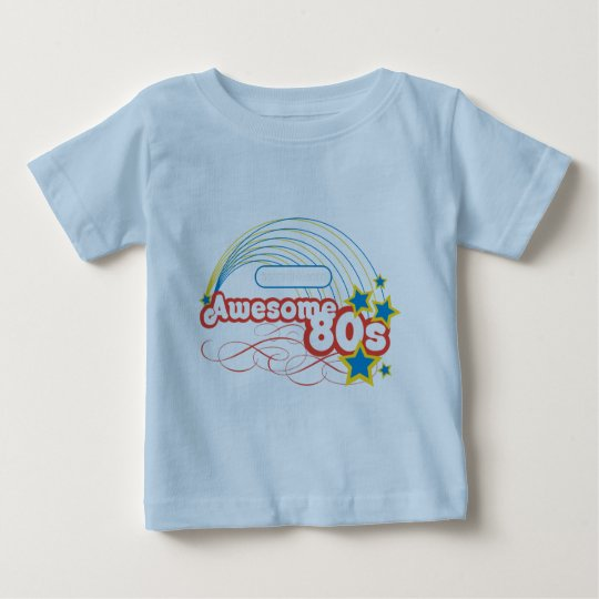 AOL Radio - Awesome '80s Baby T-Shirt