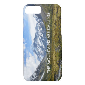 Aoraki/Mount Cook New-Zealand iPhone 7 Case