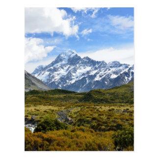 Aoraki / Mount Cook Postcard