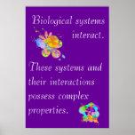 AP Biology Big Idea 4 Posters