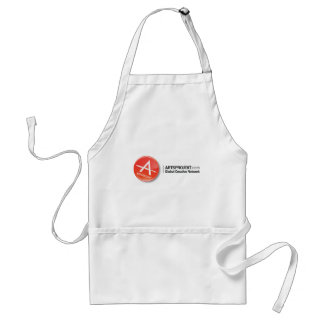 AP-GlobalCreativeNetwork Logo Standard Apron