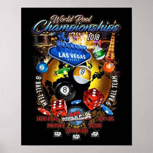 APA   2018 World Championship Poster