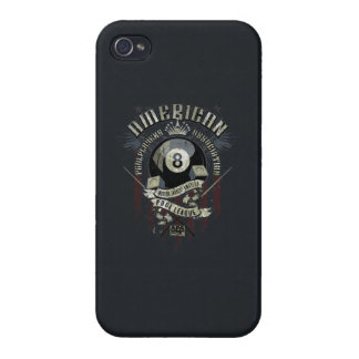 APA 8 Ball Case For The iPhone 4
