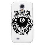 APA 8 Ball Gothic Design Galaxy S4 Case
