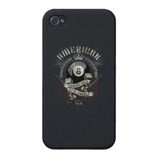 APA 8 Ball iPhone 4/4S Covers